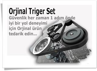 Orjinal Triger Set