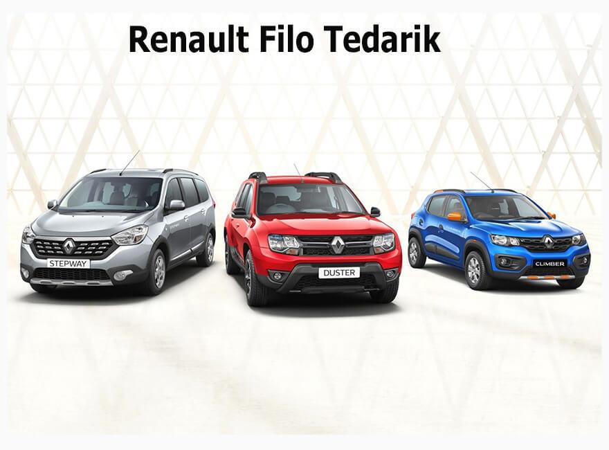 Renault Filo Parça Tedarik